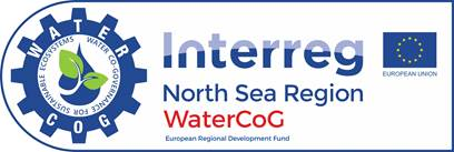 Logo for Interreg Water Co-Governance project