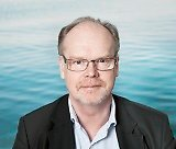 Thomas Johansson. Head of Marine Spatial Planning.