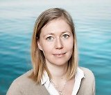Ylva Engwall. WaterCoG Project Coordinator for Sweden.