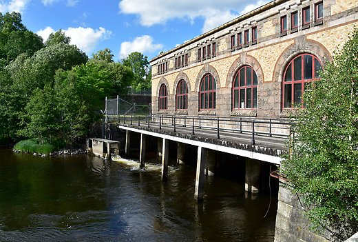 Towards sustainable hydropower in Sweden.