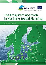 The Ecosystem Approach in Maritime Spatial Planning – A Checklist Toolbox