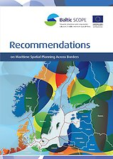 Recommendations on Maritime Spatial Planning across Borders