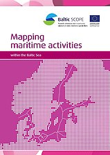 Mapping Maritime Activities within the Baltic Sea